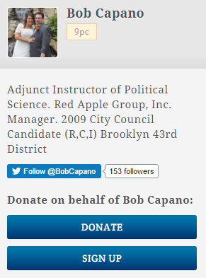 bob capano lima ny conservative party