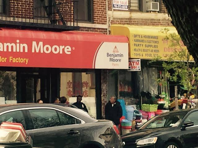 robbery in sunset park