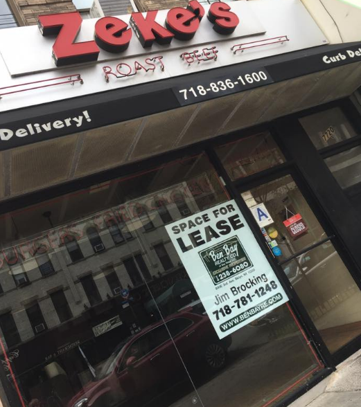 zekes closed bay ridge