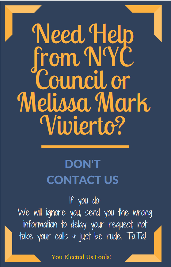 nyc council real message