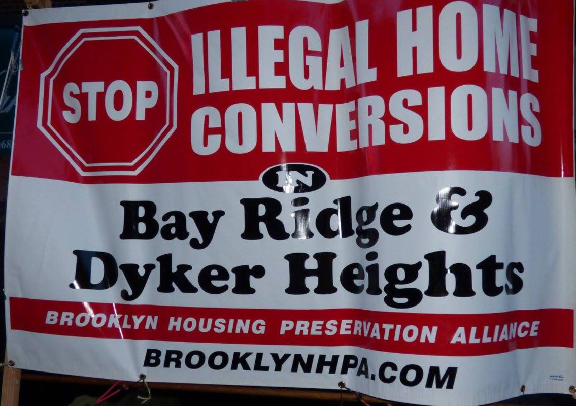 Dyker Heights Illegal Home Conversions