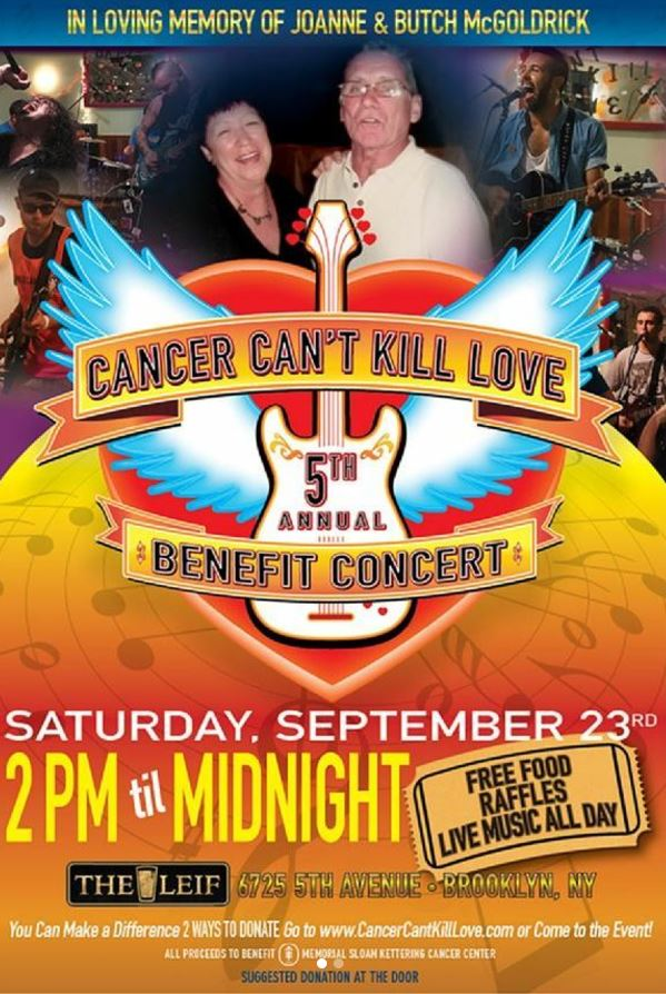 Cancer Can't Kill Love