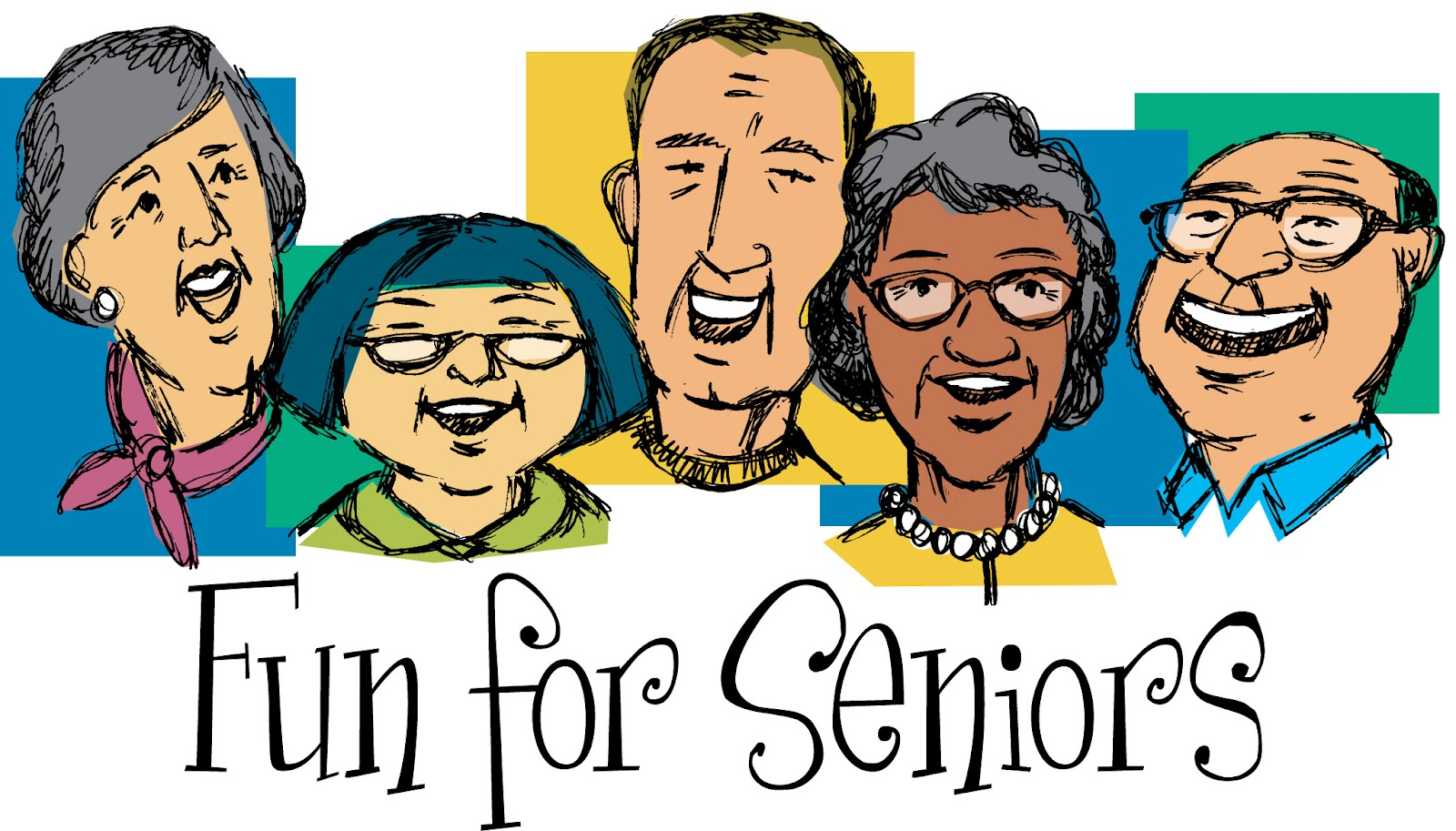Senior Activities Clipart