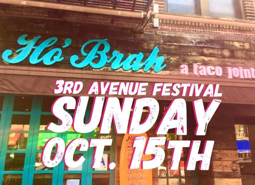 Third Avenue Festival October 15 2017 Bay Ridge