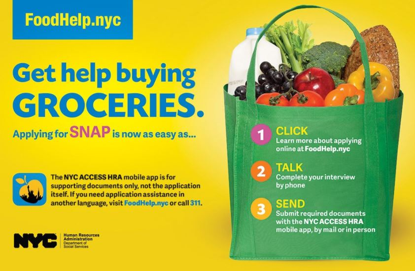 Nyc Food Pantry Deliveries