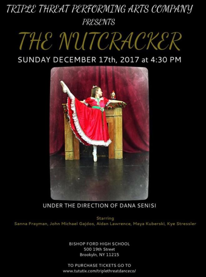 The Nutcracker At College Of Staten Island