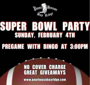 SUPERBOWL bar bay ridge