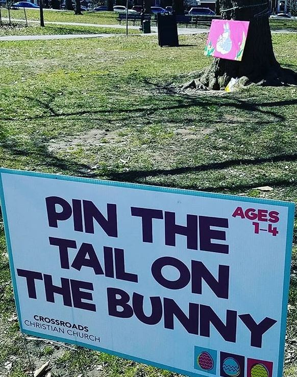 Easter egg hunt and easter bunny brunch or lunch in bay for Call the easter bunny phone number