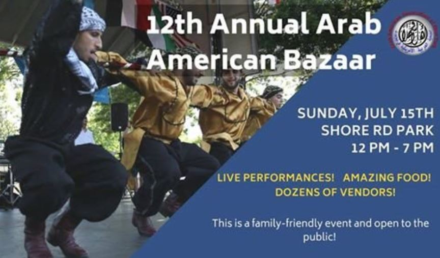 Arab American Bazaar July 2018